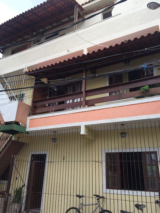 Vila Familiar/Entrada Privada