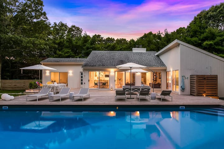 Your Next Summer Oasis in East Hampton