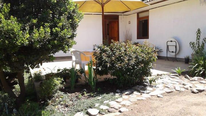 Acogedora casa familiar en Maitencillo