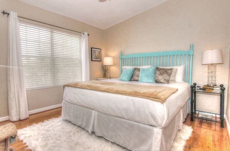Surf Bunny! 2br/2ba Apartment in Frangista Beach - Miramar Beach - Apartamento