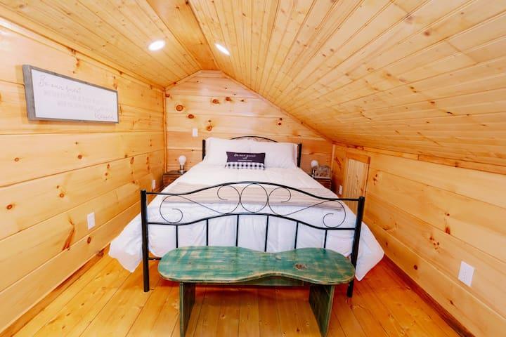 Bedroom #2 - Upper Level