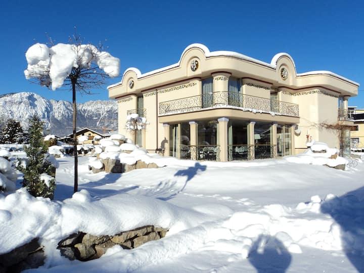 Lux Mansion Sauna/Ice Bath/Breakf Ski-Alps Austria