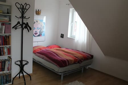 Privates Zimmer - Private Room near Esslingen - Appartement