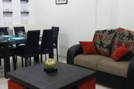 Depto independiente 1 habitación - Ocotlán - Lägenhet
