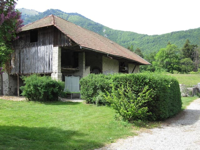 Gite de la grange d'Arvey - Savoie