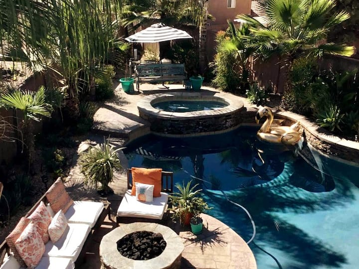 Large pool home. 15min to ALL TEMECULA WINERIES!