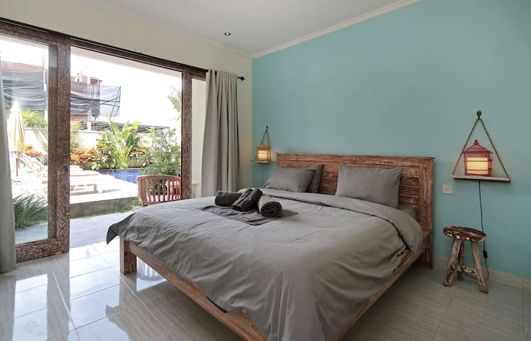 The Spare Room Bali 2- Bed and Breakfast in Canggu - Canggu - Apartment