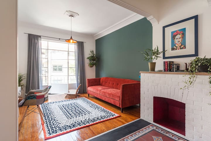 Exquisite Condesa apartment. - Mexiko-Stadt - Wohnung
