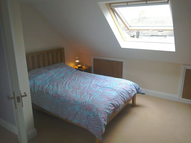 25 mins to London & countryside in Bowie's town - Beckenham