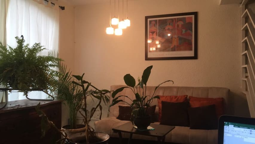Santa Clara Puebla, A Fully Furnished House