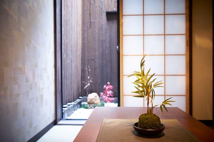 *Enchanting*MACHIYA HOUSE*Central KYOTO!(Ichihime) - Shimogyō-ku, Kyōto-shi - Rumah