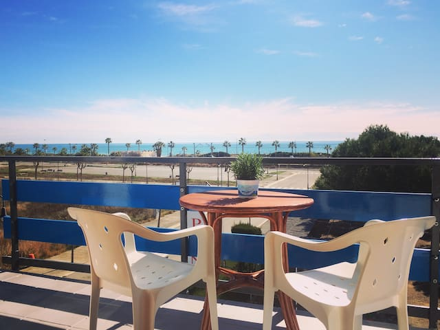 1 bedroom Apartment with seaview - Creixell - Apartment