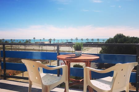 1 bedroom Apartment with seaview - Creixell - Apartament
