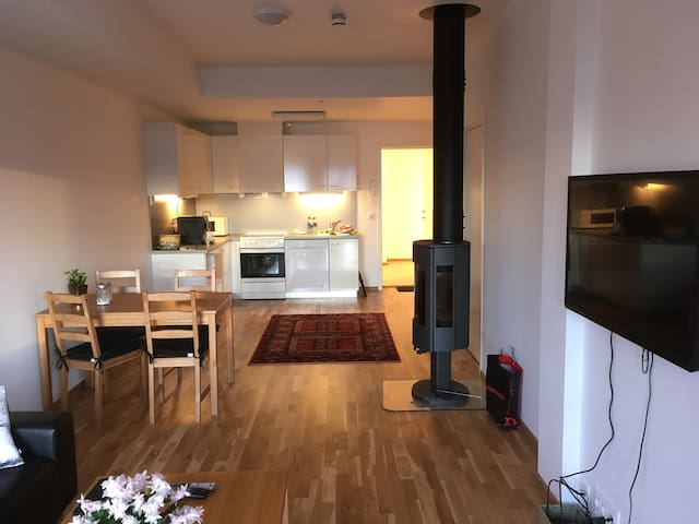 Modern apartments available for short time rentals