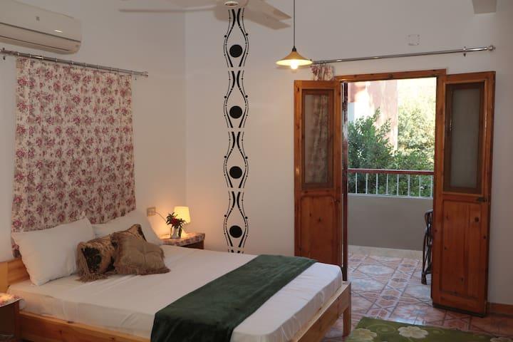 Amon Hotel luxor - Double Room