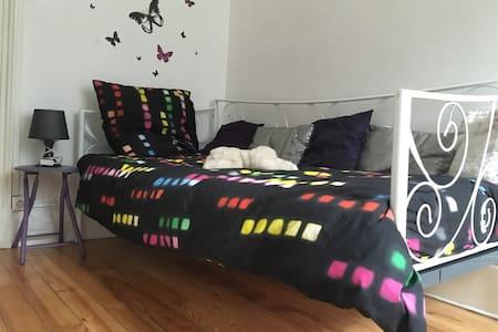 Chambre dans appartement cosy - Huoneisto
