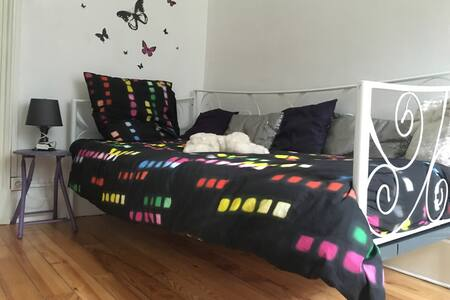 Chambre dans appartement cosy - Apartamento