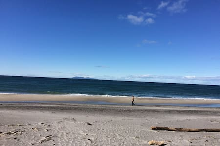 Stunning Waihi beach at doorstep - Bowentown