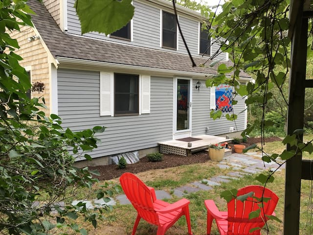 Quiet, Just Renovated Hideaway in Heart of Eastham