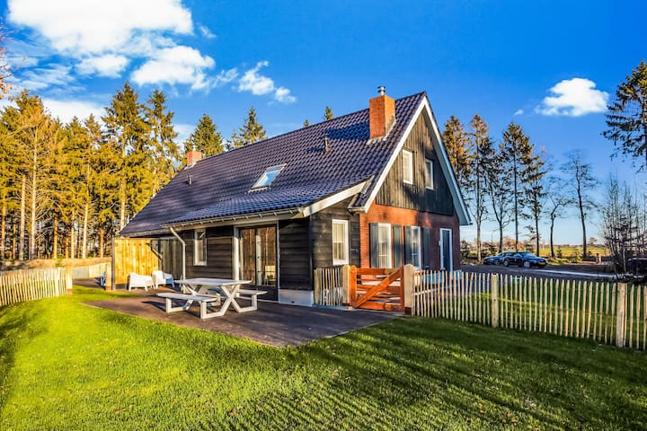 Stunning Holiday Home in Rijssen with Terrace