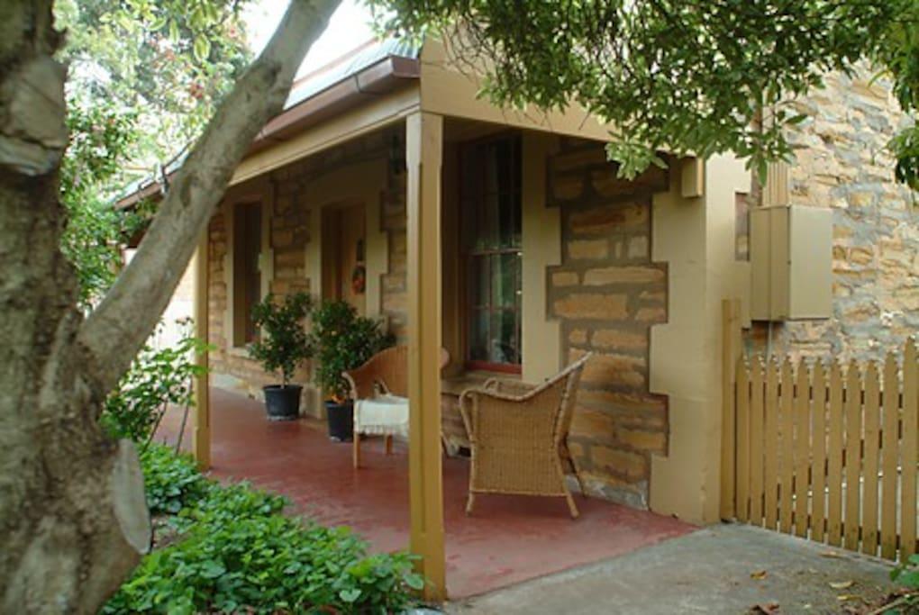 Citrus Cottage.