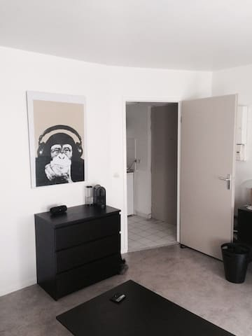 studio 25m2 en plein centre ville - Lille - Appartement
