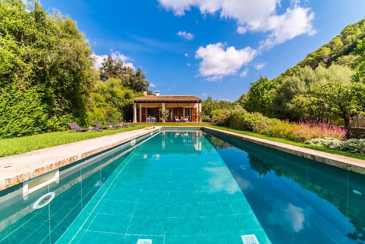 ☼ Sa Vela - Beautiful finca surrounded by nature