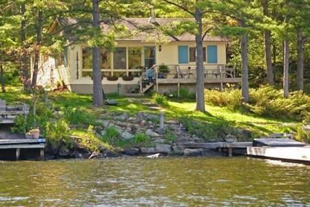 Honey Harbour Island Cottage