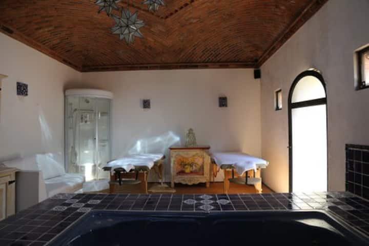 Finca La Devoción - Superior Room 2 Double Beds