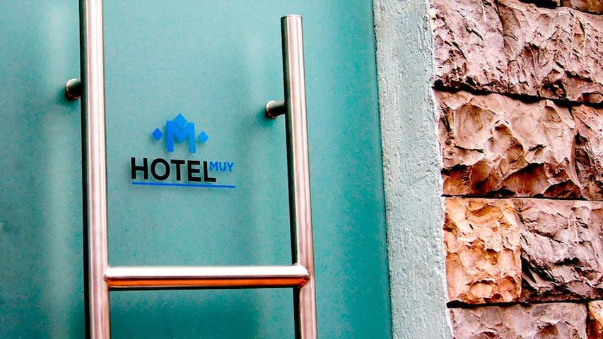 Junior Suite, Hotel Muy