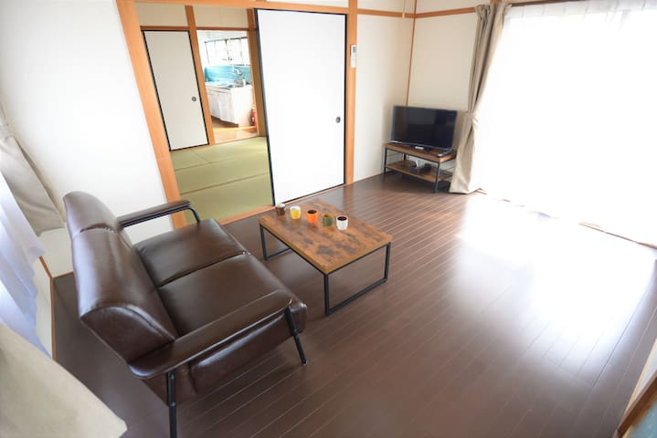 ROOMO in histrical city by the lake 30min to Kyoto - Ōmihachiman-shi - House