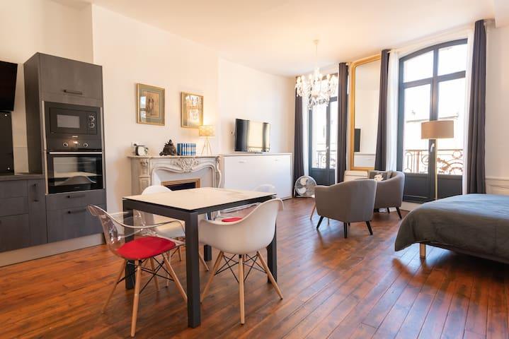 suite Eugénie - 3p. - premium - centre-ville