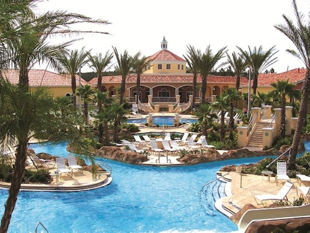 Villas at Regal Palms - 4 Bedroom Townhouse, SATURDAY Check-In