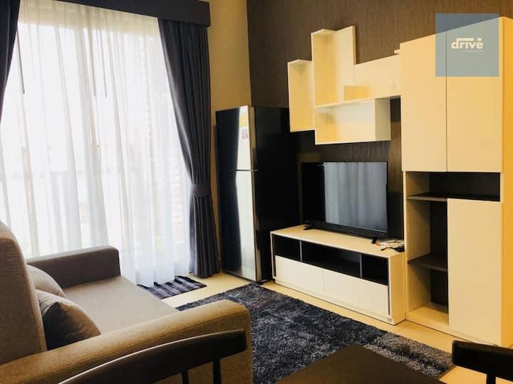 1 bedroom, 35 sq.m., Unixx South Pattaya, F5A