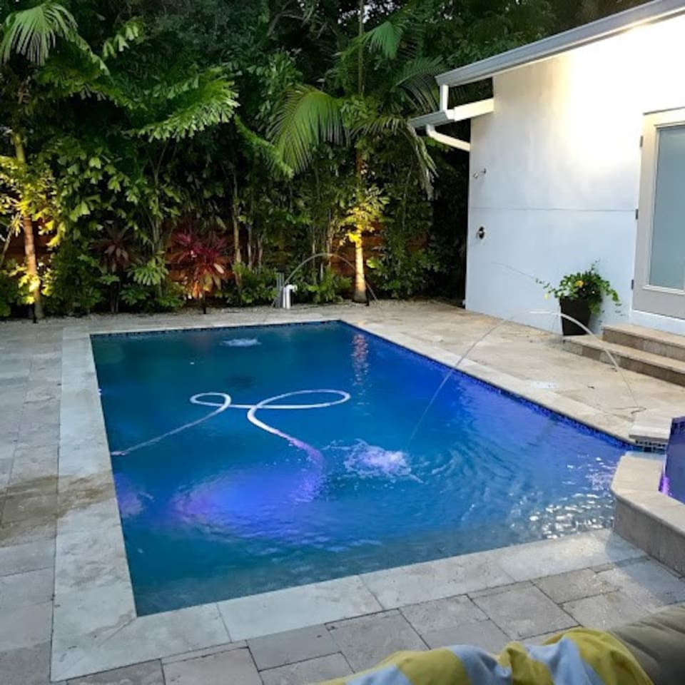 Tranquil Pool Area (this space is shared with owners)