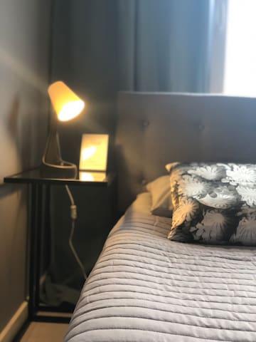 Pokój 3-osobowy ze wspólną łazienką - Pokoje Ness
