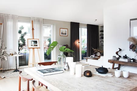 The Architects Home, great location - København - Flat