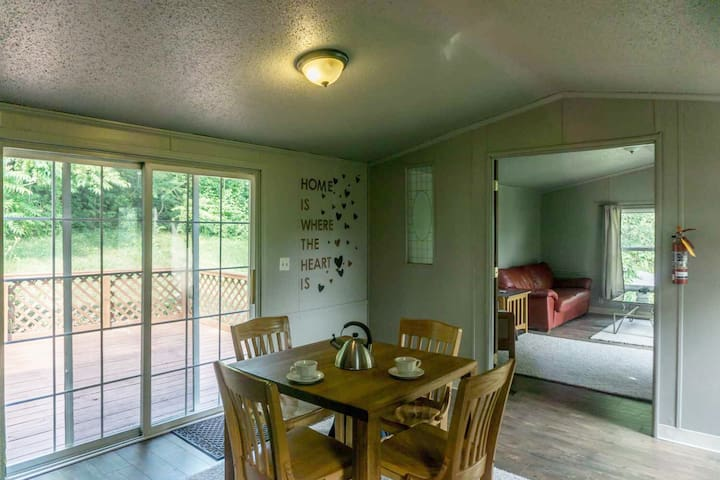 Cozy private 2 bedroom​ home in State College