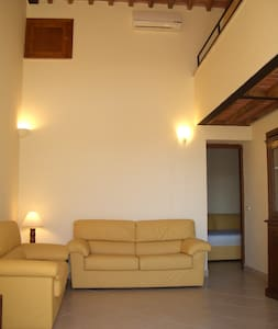 Podere Cannelle luxury apartment P - Siena