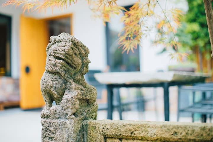「喜园·西湖龙井」带地暖房,闹中取静,西湖边的隐居生活 近西湖/灵隐/梅家坞/云栖竹径