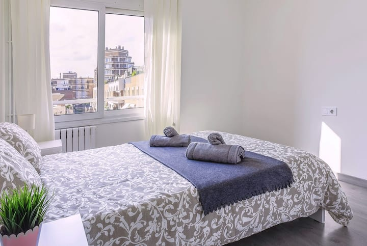 Lovely room for 2 people near the Sea (A)