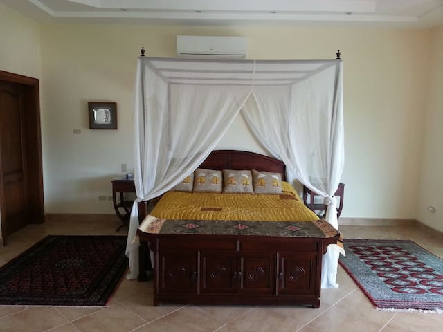 Master Bedroom at second floor