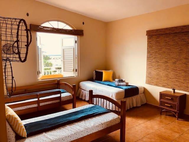 La Casona Parguera - Pargo Room ( 4 persons )