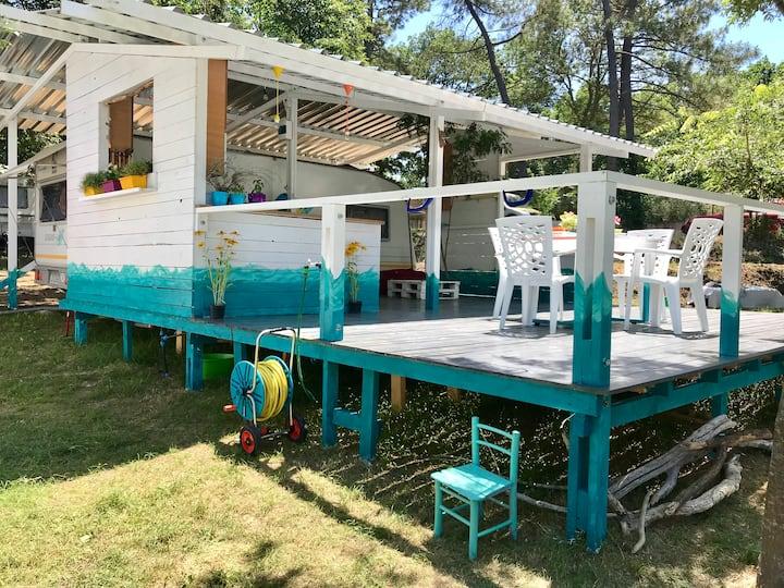 Summer home - Deja Blue