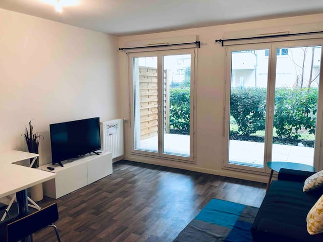 Studio near Paris & Disneyland