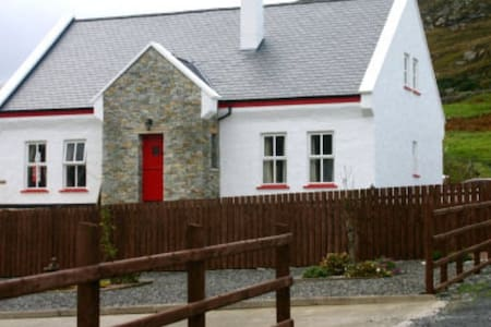Rose's Cottage found on The Wild Atlantic Way