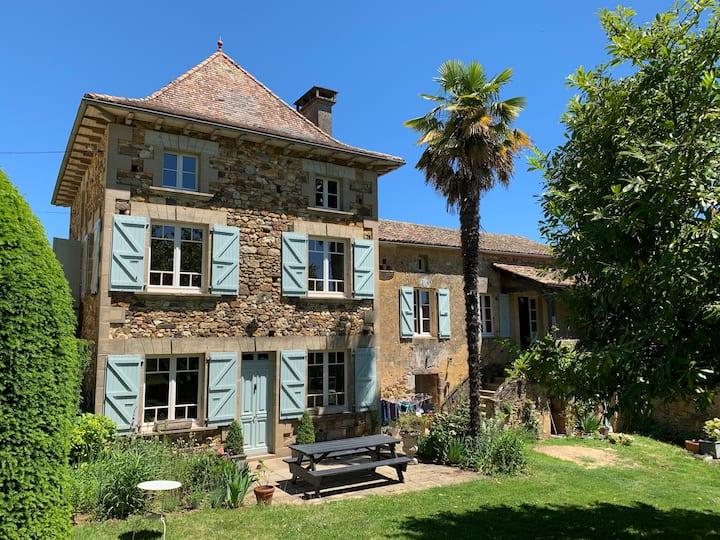 Gîte Castelnaud Maison Cravelle