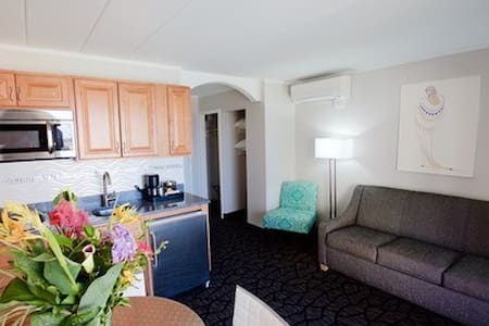 Cape May Beach Front 2 Room Kitchenette Suite - 其它