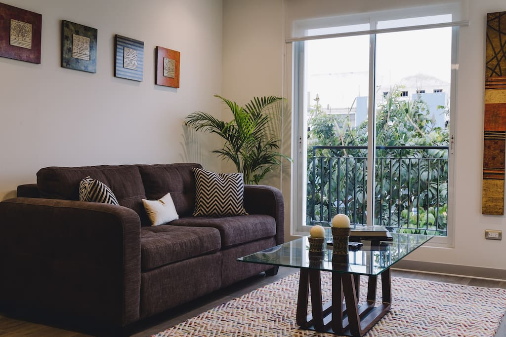 Cozy apartment in Barranco