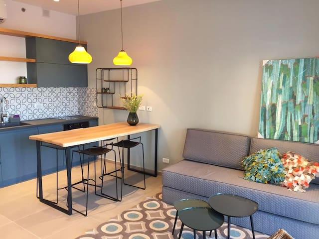 Charming brand new apartment in top location